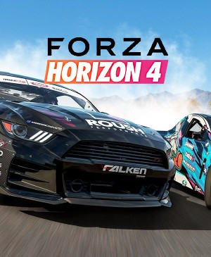 кредиты Forza Horizon 4