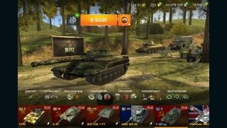 Аккаунт для World of Tanks: Blitz — Премиальный аккаунтов танков ⭐️